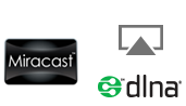 dlna Media Center Support