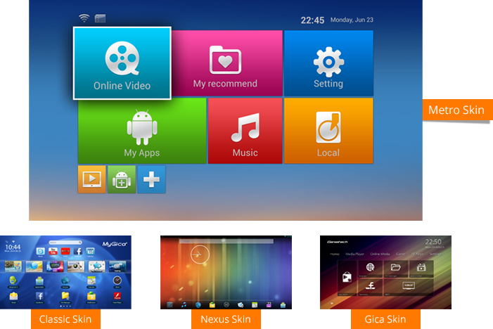 Mygica Launcher