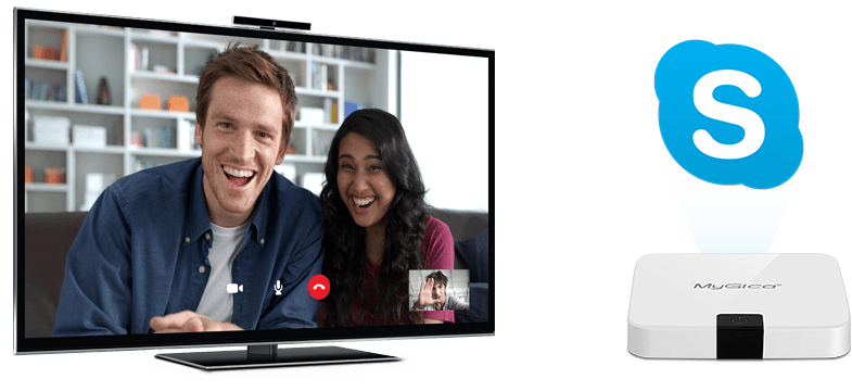 Video Calls Right From Your Couch